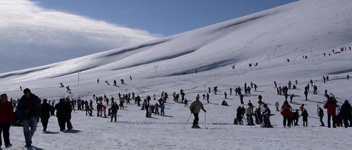 Δράμα: Για σκι στο Φαλακρό όρος
