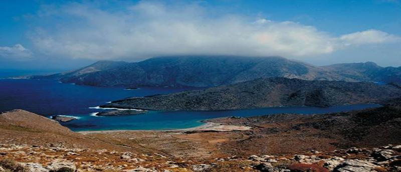 Πεζοπορική διαδρομή: Διάσχιση της νήσου Σαρίας