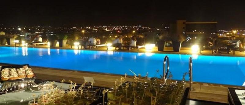 «SKY BAR»: Η Θεσσαλονίκη… στο πιάτο σας!