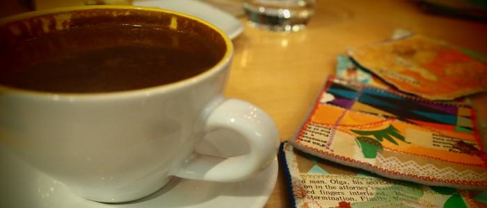 «Κουμπί coffee & Crafts»: Ένα δημιουργικό καφέ στη Θεσσαλονίκη