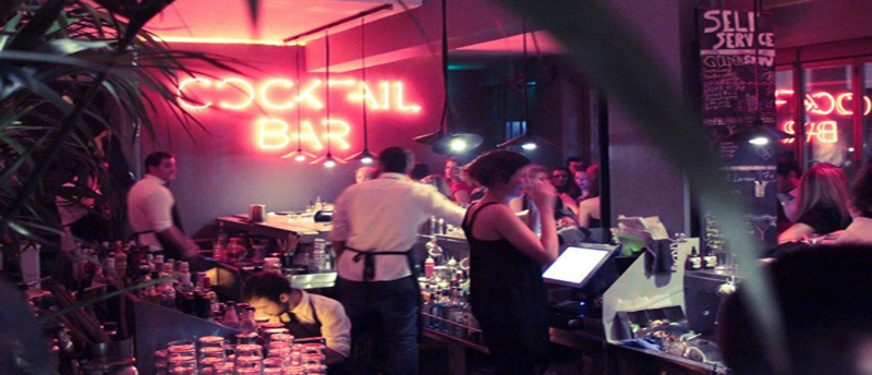 Δημιουργήστε το δικό σας κοκτέιλ στο Cocktail Bar!