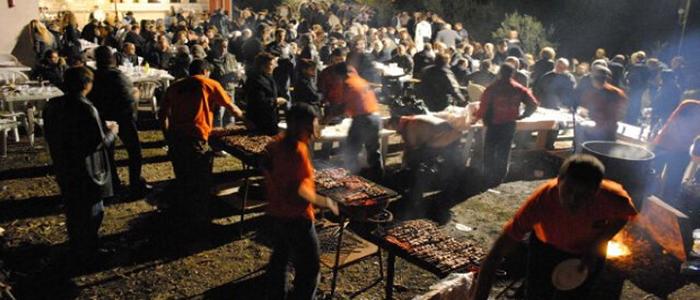 Γιορτή Τσίπουρου στην Καλή Βρύση Δράμας