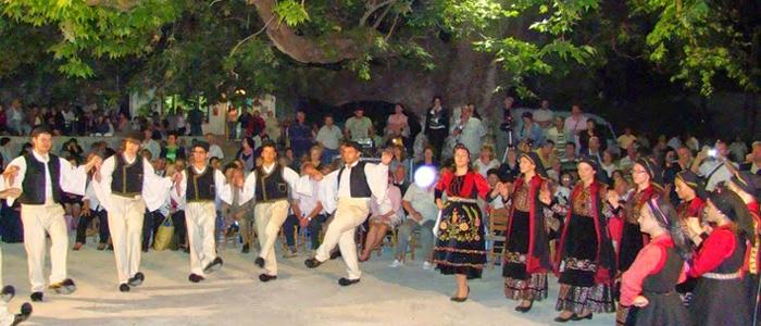 Κεράσοβο: Το πανηγύρι της Αγίας Παρασκευής