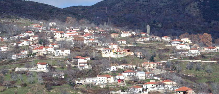 Ανατολή Λάρισας: Το μικρό χωριό του Κισσάβου