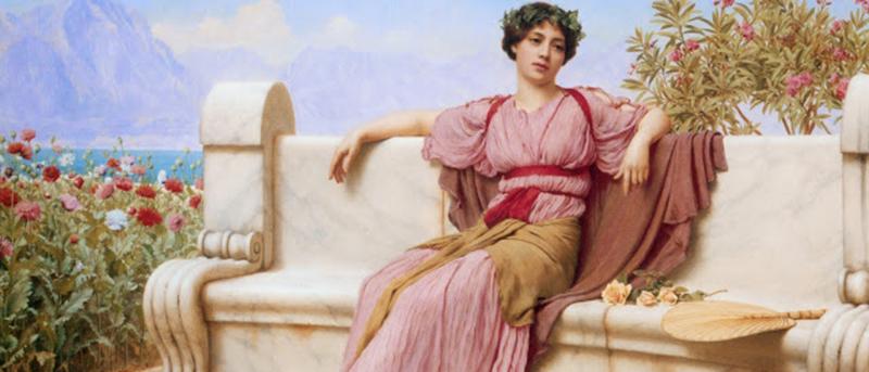 Ήριννα: Η «ξεχασμένη» ποιήτρια της Αρχαιότητας