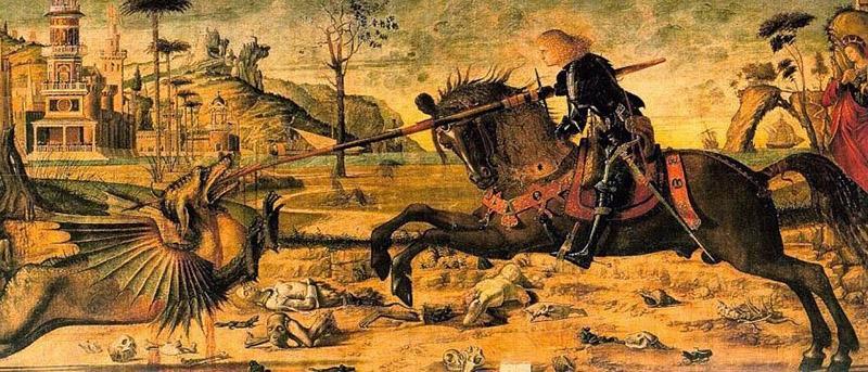 Ο δράκος της Ρόδου: Ένας «Σήφης» του Μεσαίωνα!