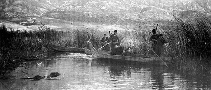Το στοιχειό της Λίμνης Λαψίστας