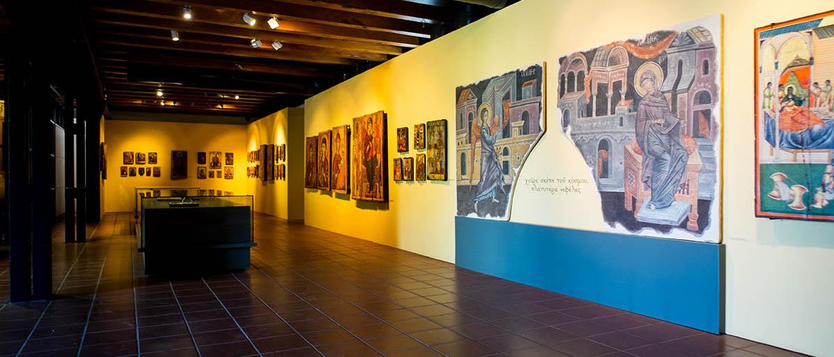 Βυζαντινό Μουσείο Βέροιας: «Φως» στον Βυζαντινό πολιτισμό!