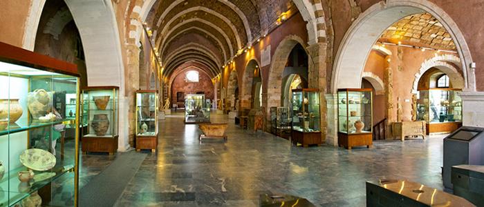 Αρχαιολογικό Μουσείο Χανίων: Η ιστορία της πόλης αποκαλύπτεται!