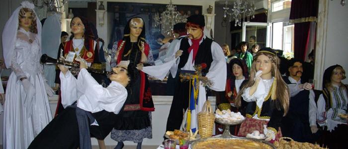 Μαυροχώρι Καστοριάς: Μουσείο Κέρινων Ομοιωμάτων Λαογραφίας και Προϊστορίας