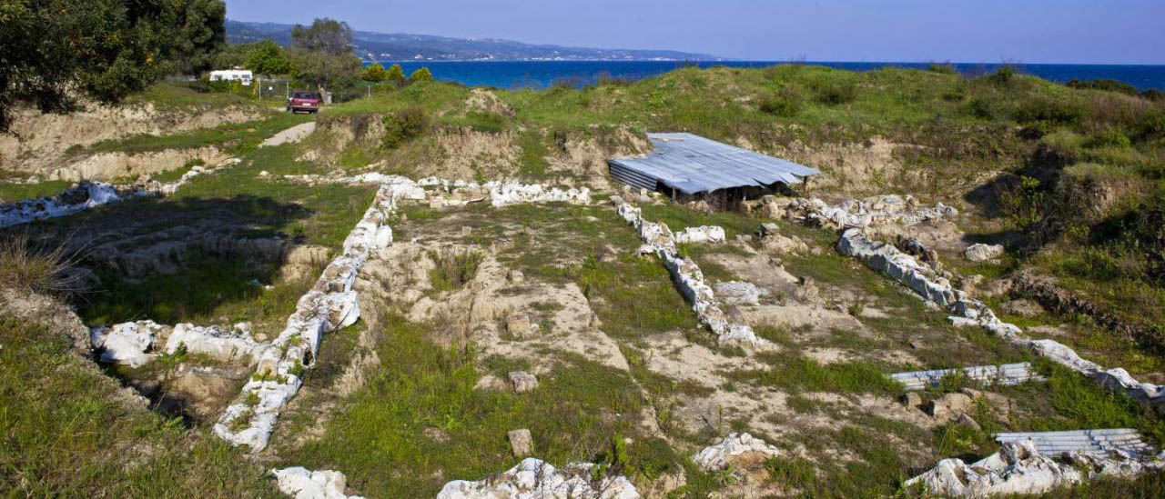 Μένδη: Μια «άγνωστη» αρχαία πόλη στη Χαλκιδική