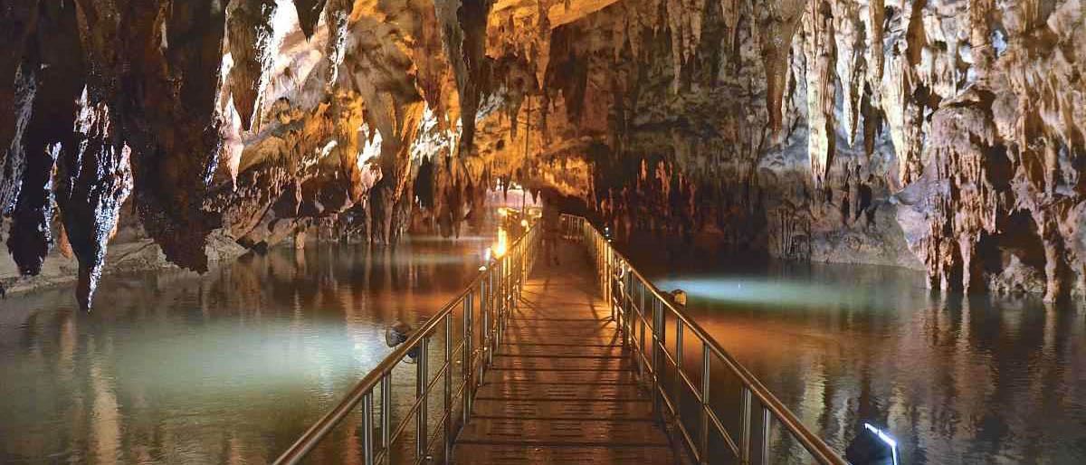 Σπήλαιο Αγγίτη: Το μεγαλύτερο ποτάμιο σπήλαιο του κόσμου!