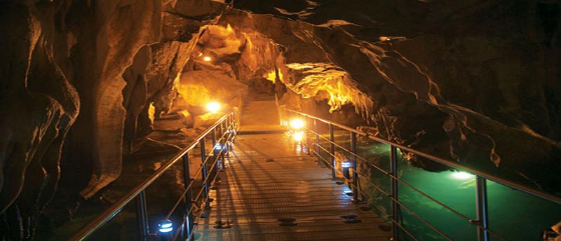 Σπηλιά του Δράκου: Από τα ωραιότερα σπήλαια της Ελλάδας