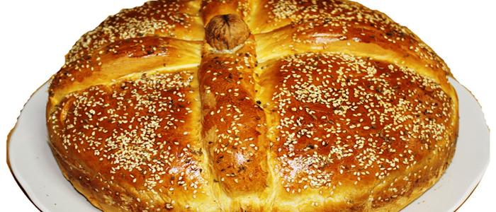 Χριστόψωμο, το ψωμί των Χριστουγέννων