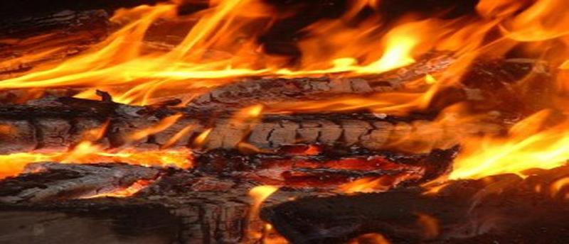 Όταν… πάντρευαν τη φωτιά!