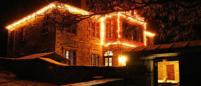 «Αθηνά» Νυμφαίου: Σύγχρονος ξενώνας με σεβασμό στην παράδοση