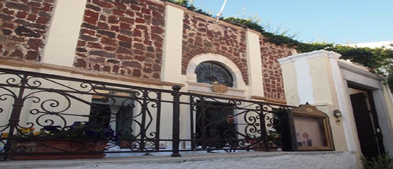 «1800»: Δημιουργική ελληνική κουζίνα σε ένα παλιό αρχοντικό!