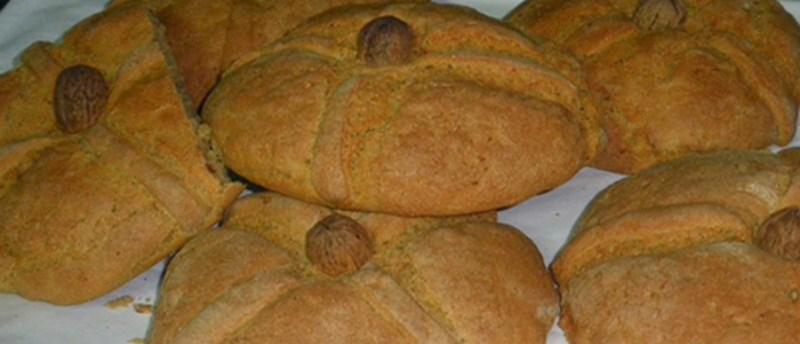 Χριστόψωμο: Φτιάξτε το ψωμί του Χριστού!