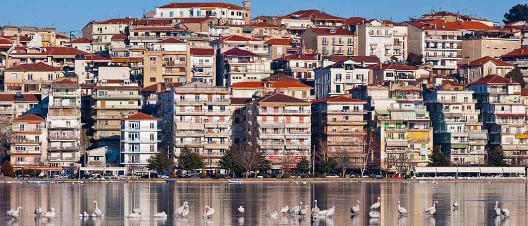 Καστοριά: Περιπλάνηση  στη  Λίμνη Ορεστιάδα