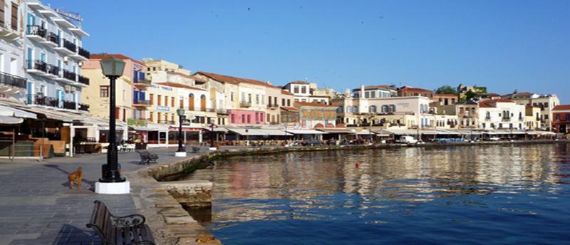 Χανιά: Η ωραιότερη πόλη της Κρήτης
